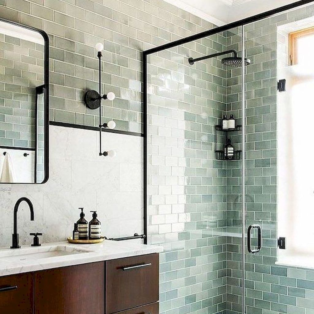 Fascinating Minimalist Bathroom Decoration Ideas 10