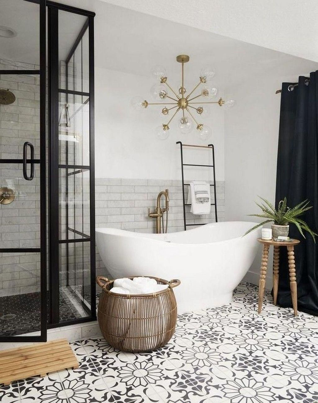 Fascinating Minimalist Bathroom Decoration Ideas 11