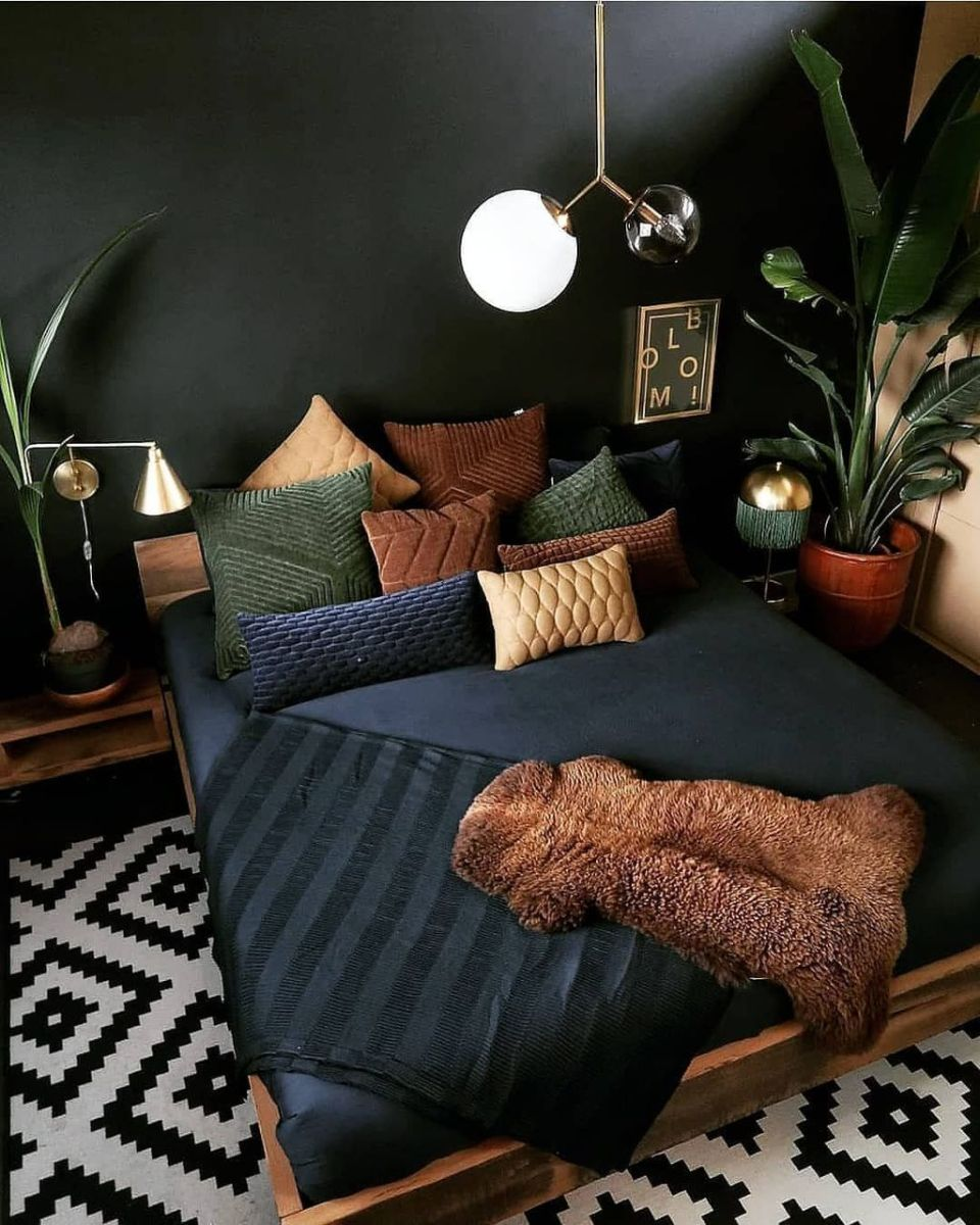 Gorgeous Bohemian Bedroom Decor Ideas You Can Try 08