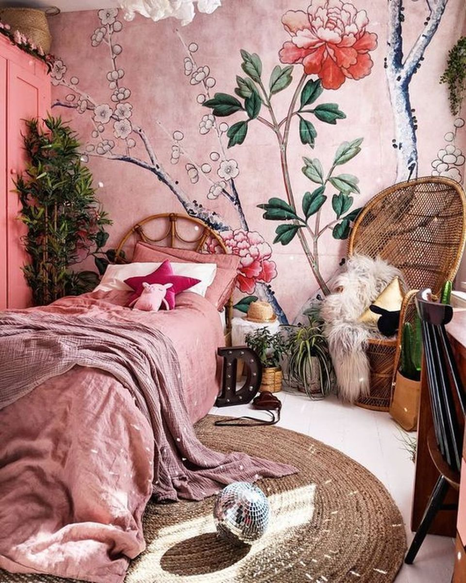 Gorgeous Bohemian Bedroom Decor Ideas You Can Try 31