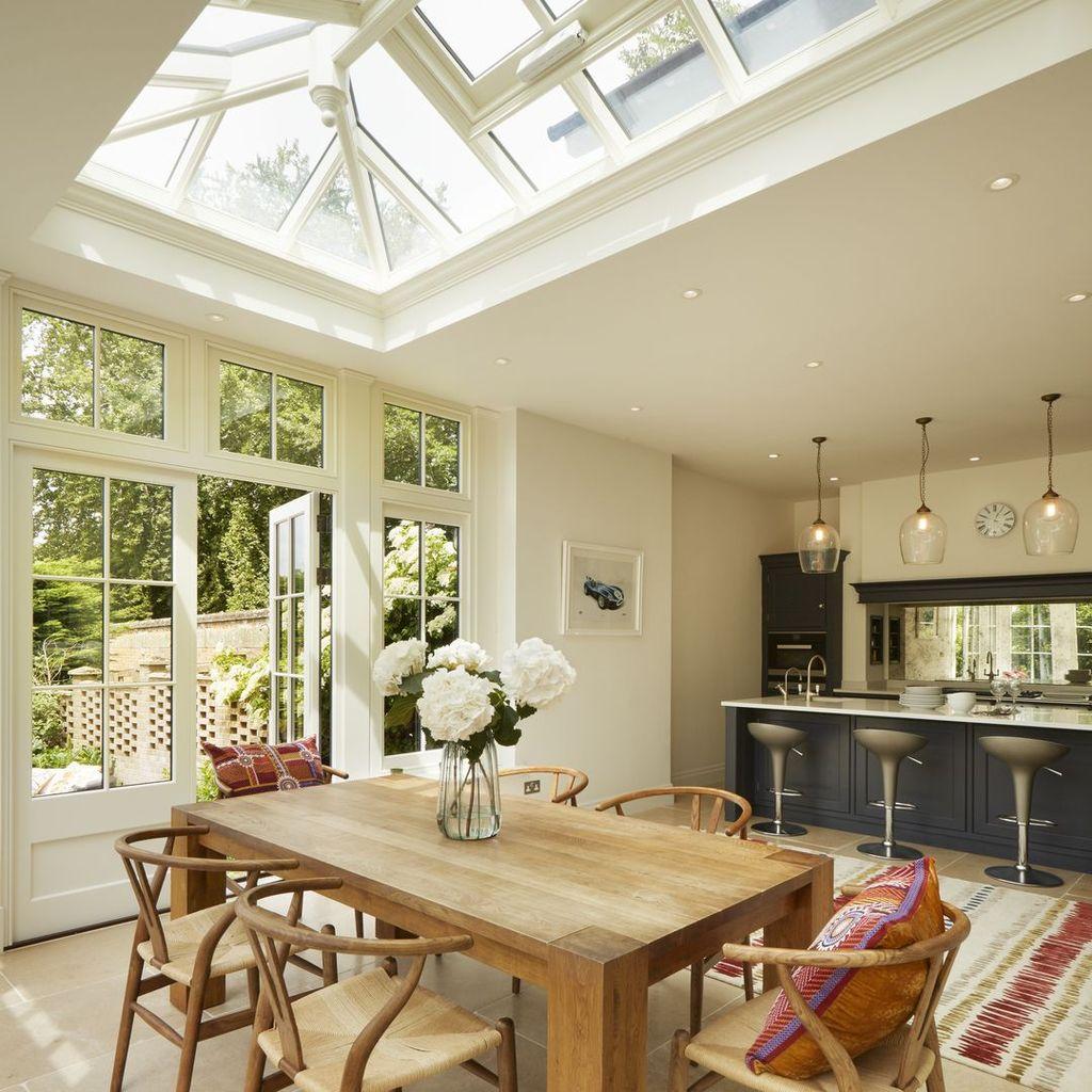 Inspiring Conservatory Kitchen Design Ideas 07