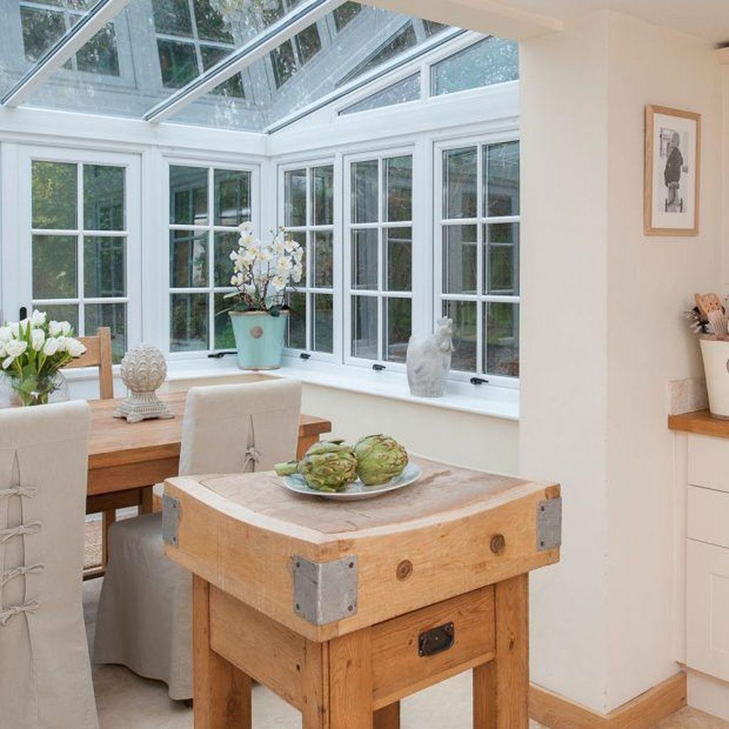 Inspiring Conservatory Kitchen Design Ideas 11
