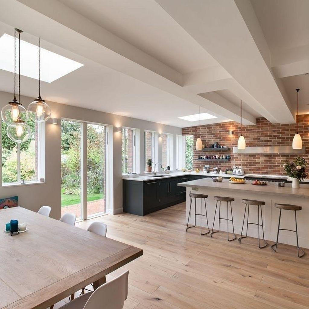 Inspiring Conservatory Kitchen Design Ideas 12