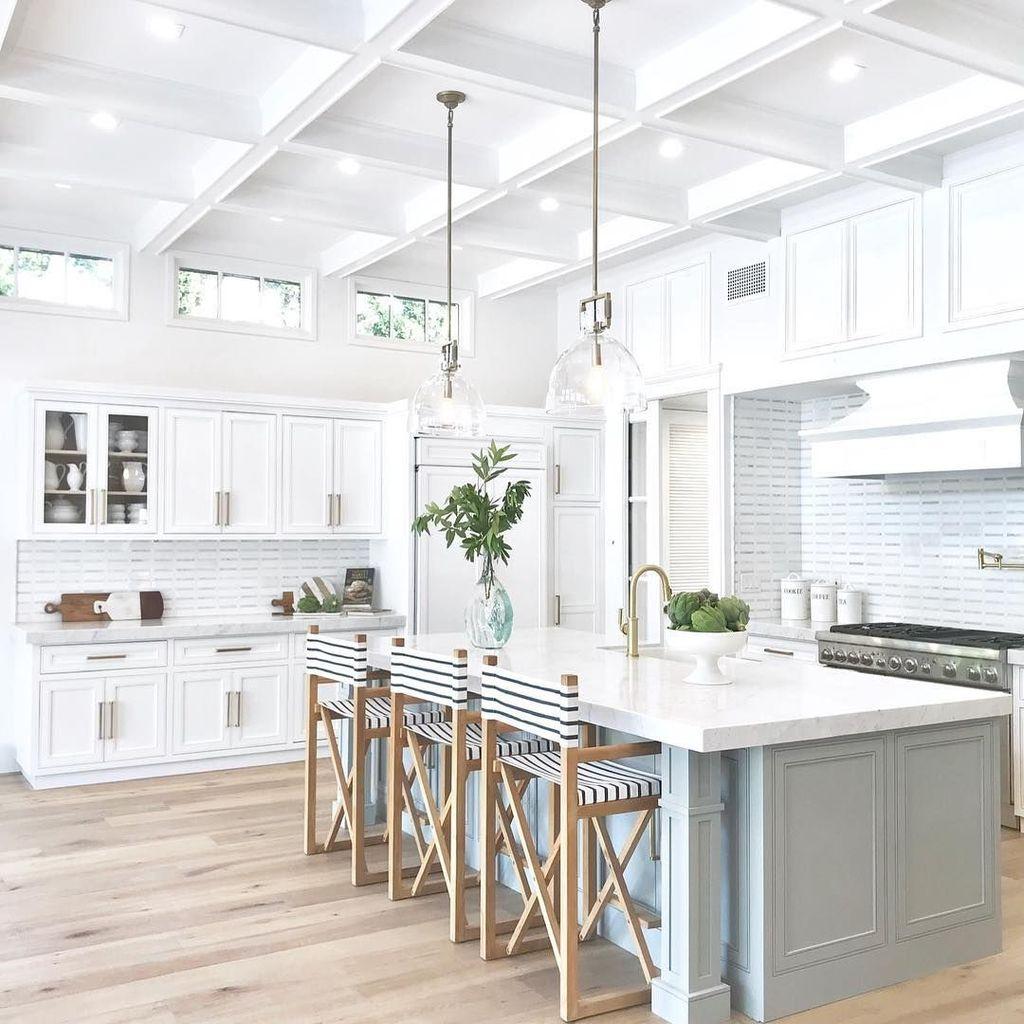 Inspiring Conservatory Kitchen Design Ideas 29
