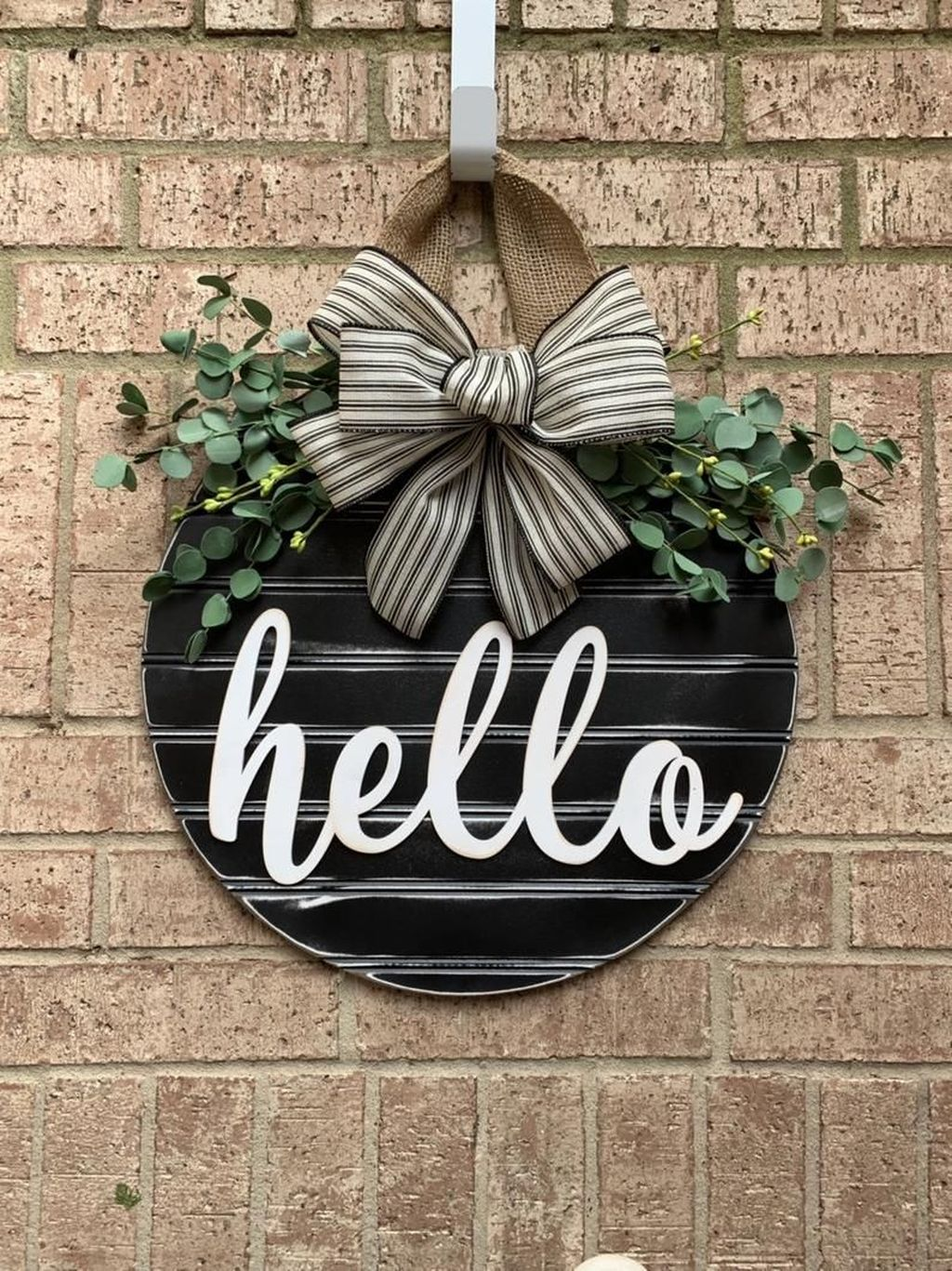 Inspiring Spring Door Wreaths For Your Home Decoration 17