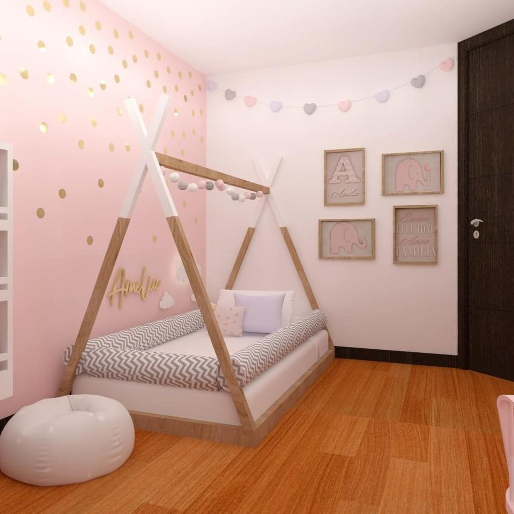 Lovely Baby Room Themes Decorating Ideas 02