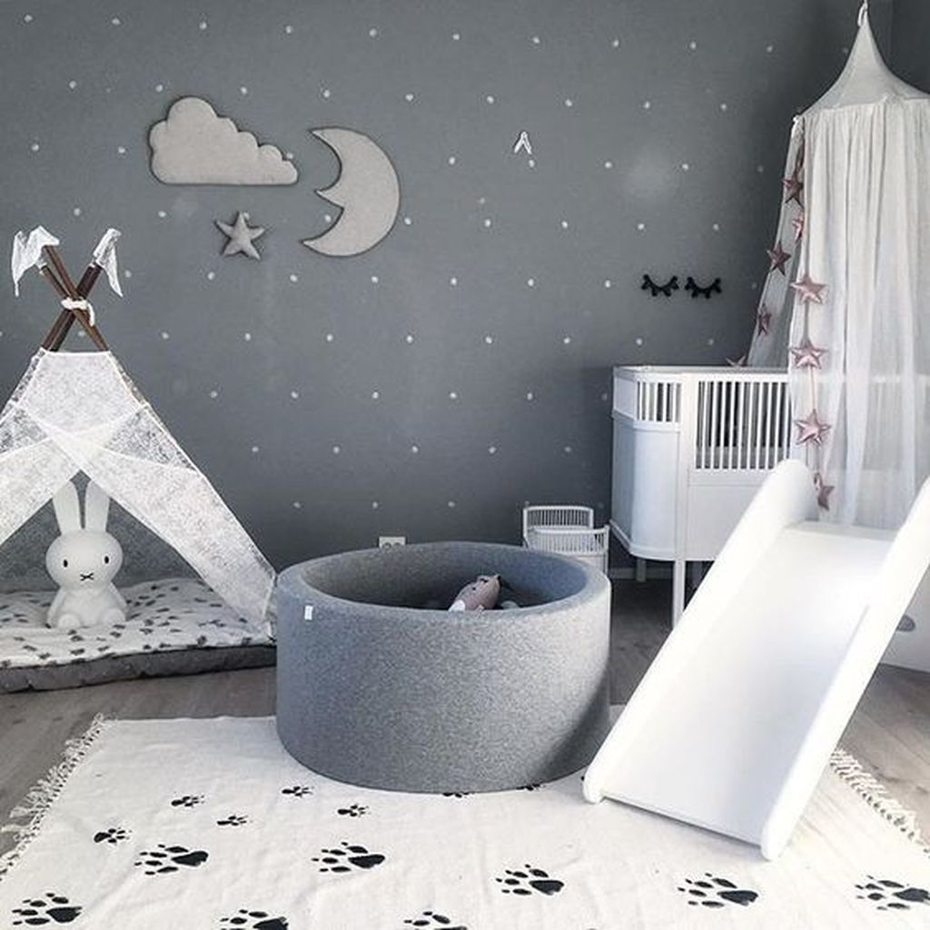 Lovely Baby Room Themes Decorating Ideas 06