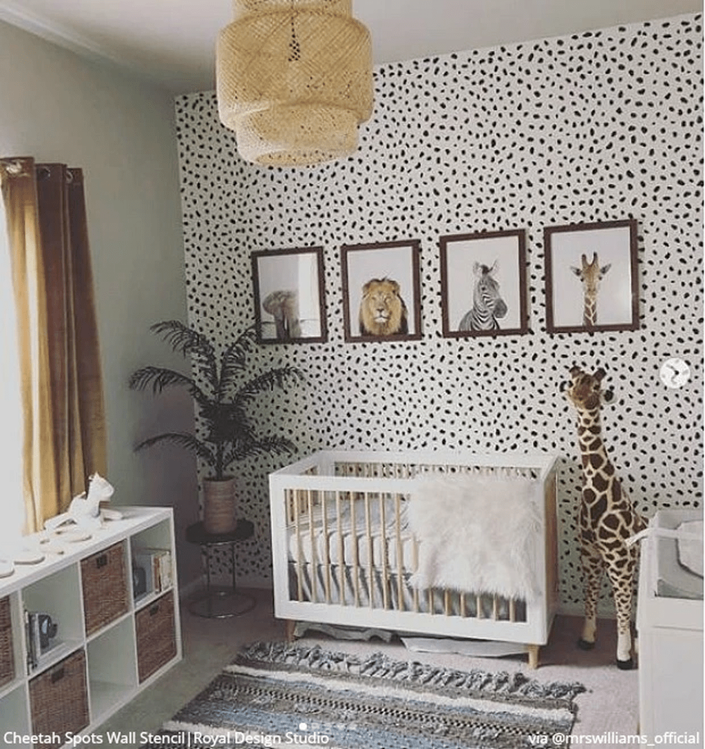 Lovely Baby Room Themes Decorating Ideas 11