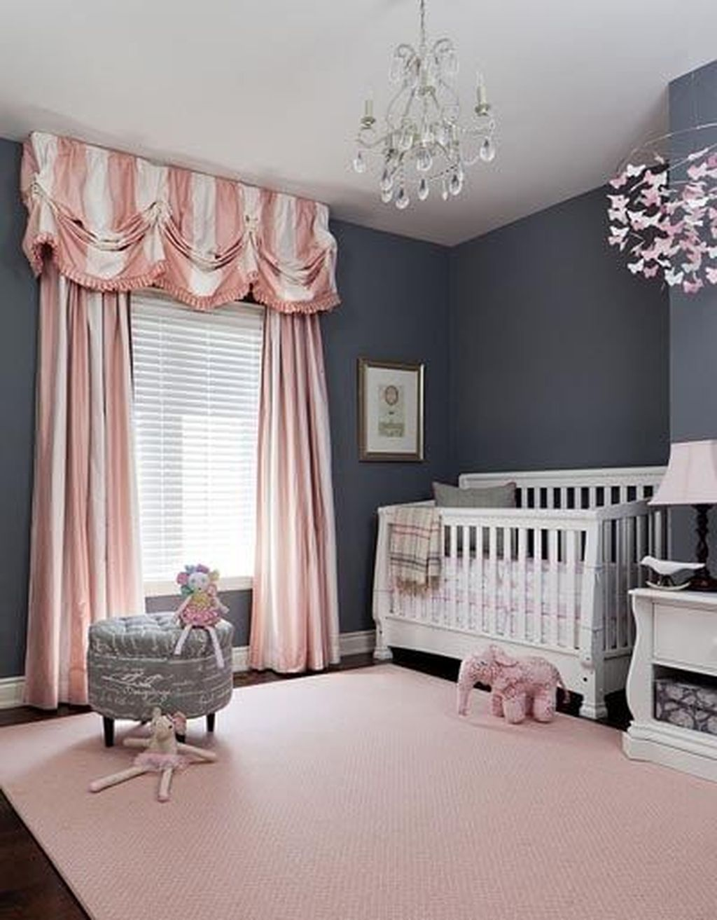 Lovely Baby Room Themes Decorating Ideas 27