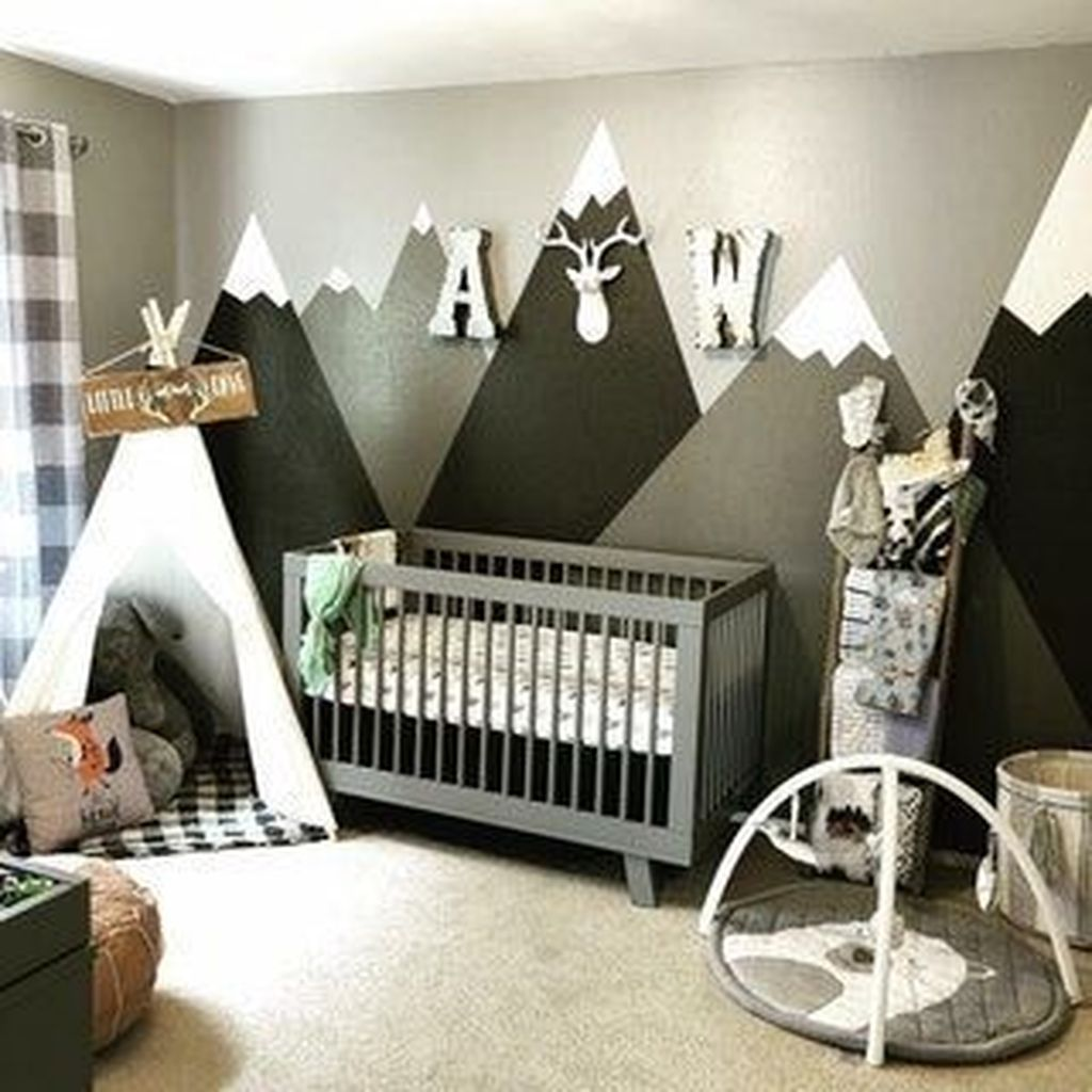 Lovely Baby Room Themes Decorating Ideas 31