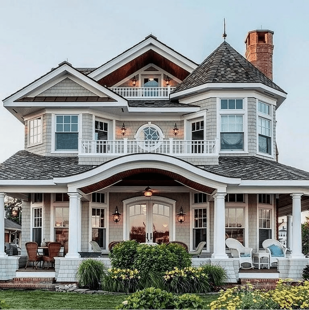 The Best Villa Exterior Design Ideas That You Definitely Like 33
