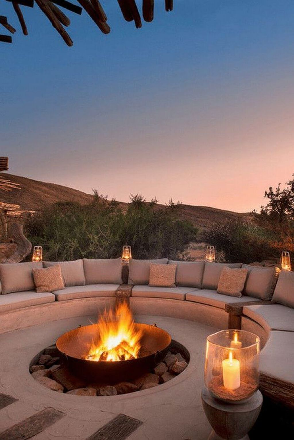 Amazing Fire Pit Design Ideas For Your Backyard Decor 07