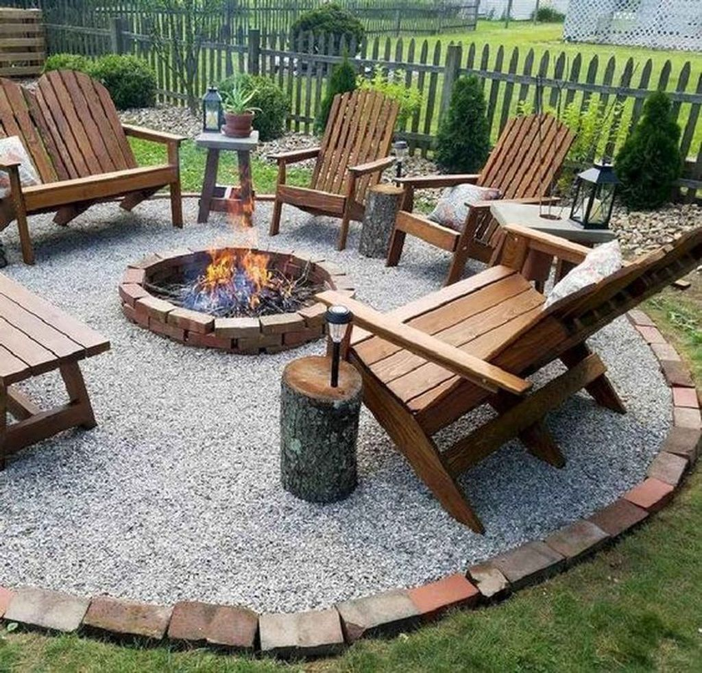 Amazing Fire Pit Design Ideas For Your Backyard Decor 12