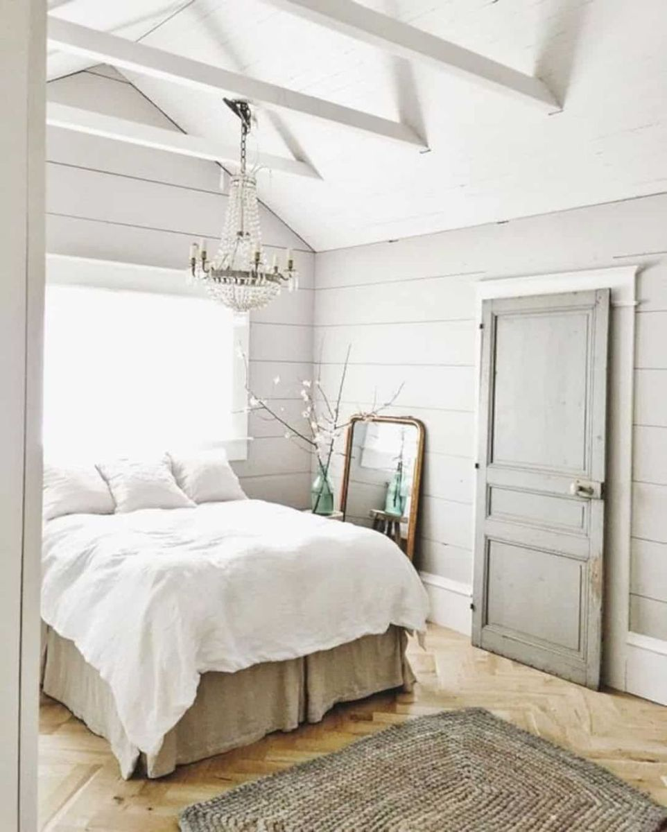 Awesome Attic Bedroom Decorating Ideas You Will Love 08