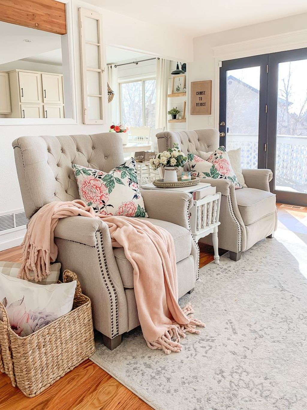 Awesome Spring Interior Decor Ideas That You Should Copy 01