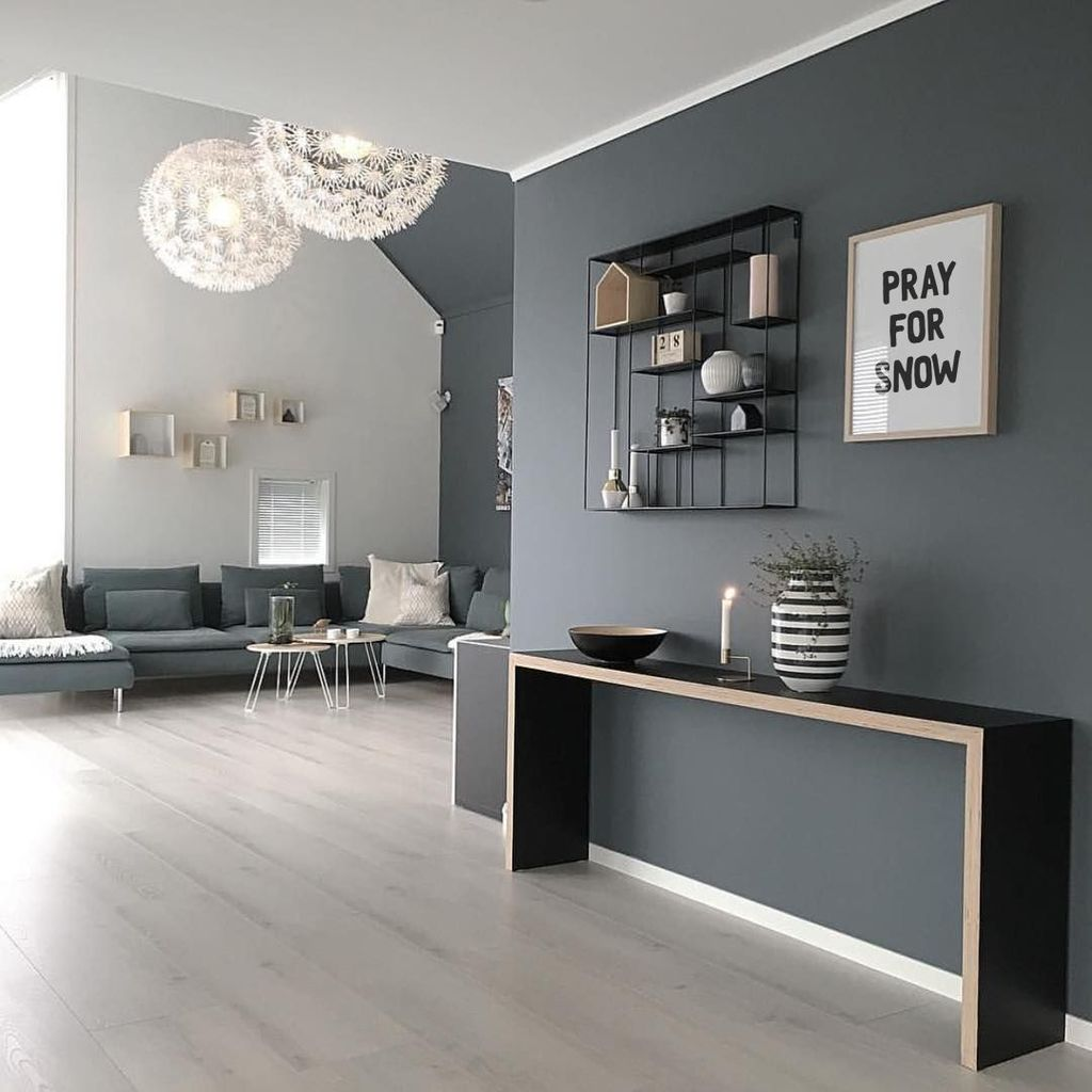 Brilliant Accent Wall Ideas For Living Room 16