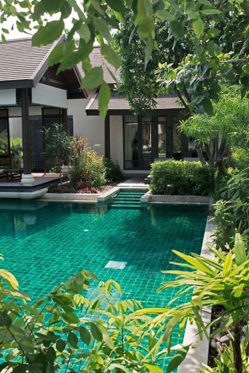 Fabulous Backyard Pool Landscaping Ideas You Never Seen Before 09