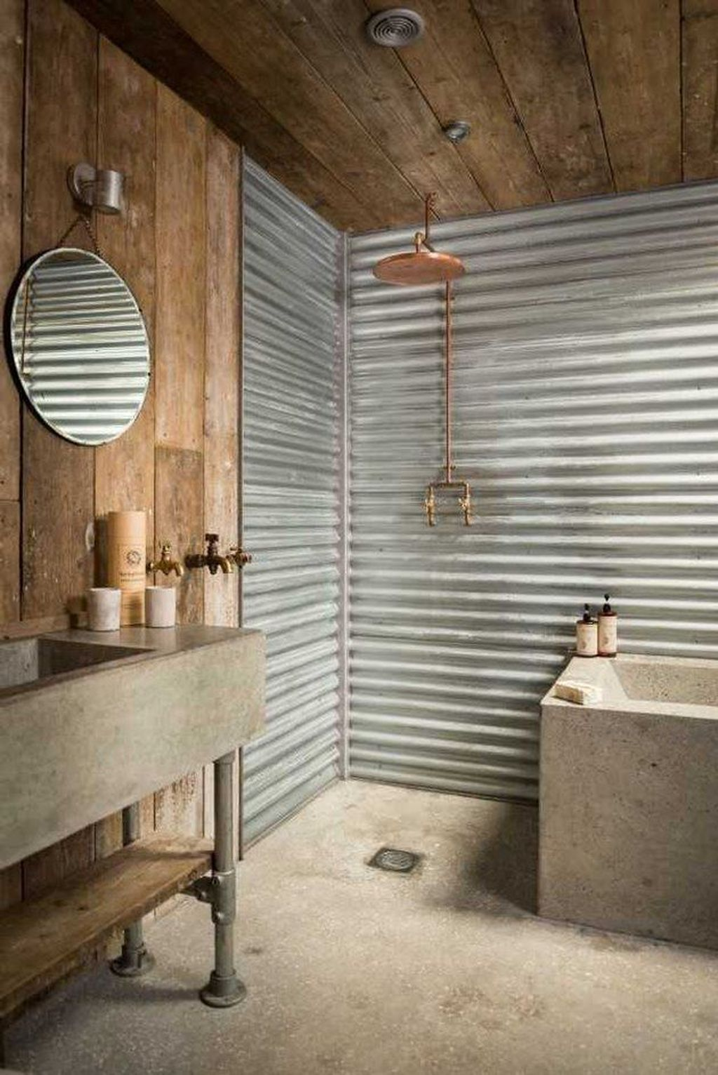 Fascinating Rustic Bathroom Decor Ideas You Must Copy 16