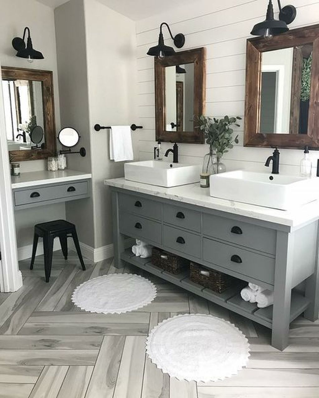 Fascinating Rustic Bathroom Decor Ideas You Must Copy 21