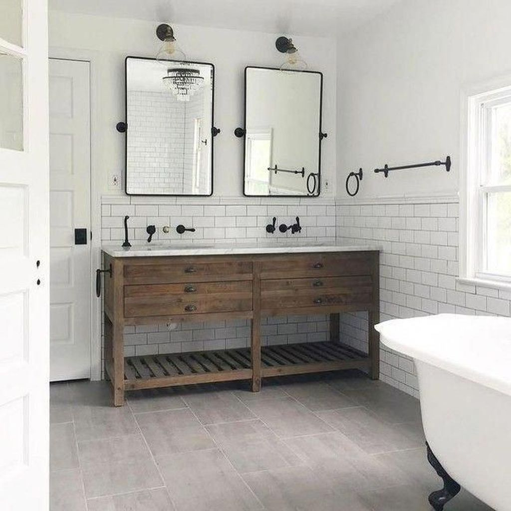 Fascinating Rustic Bathroom Decor Ideas You Must Copy 33