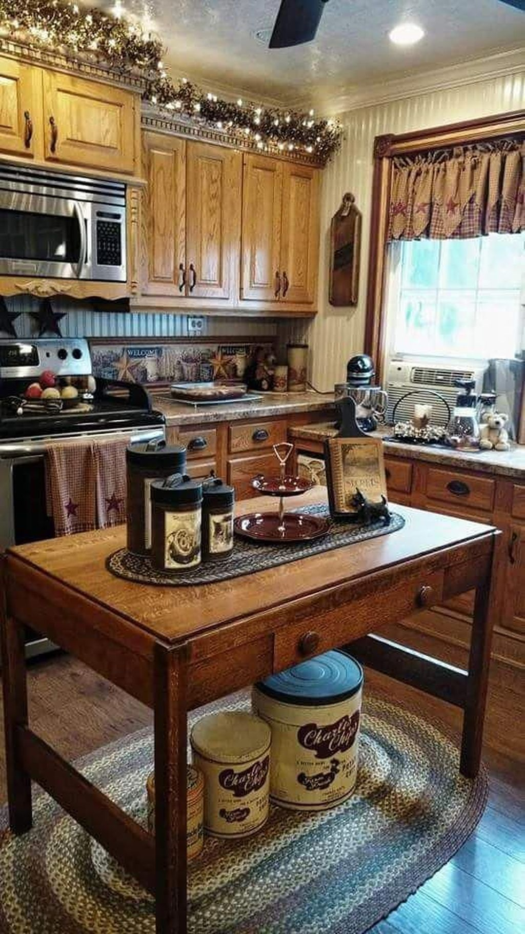 Inspiring Country Kitchen Decor Ideas You Should Copy 30
