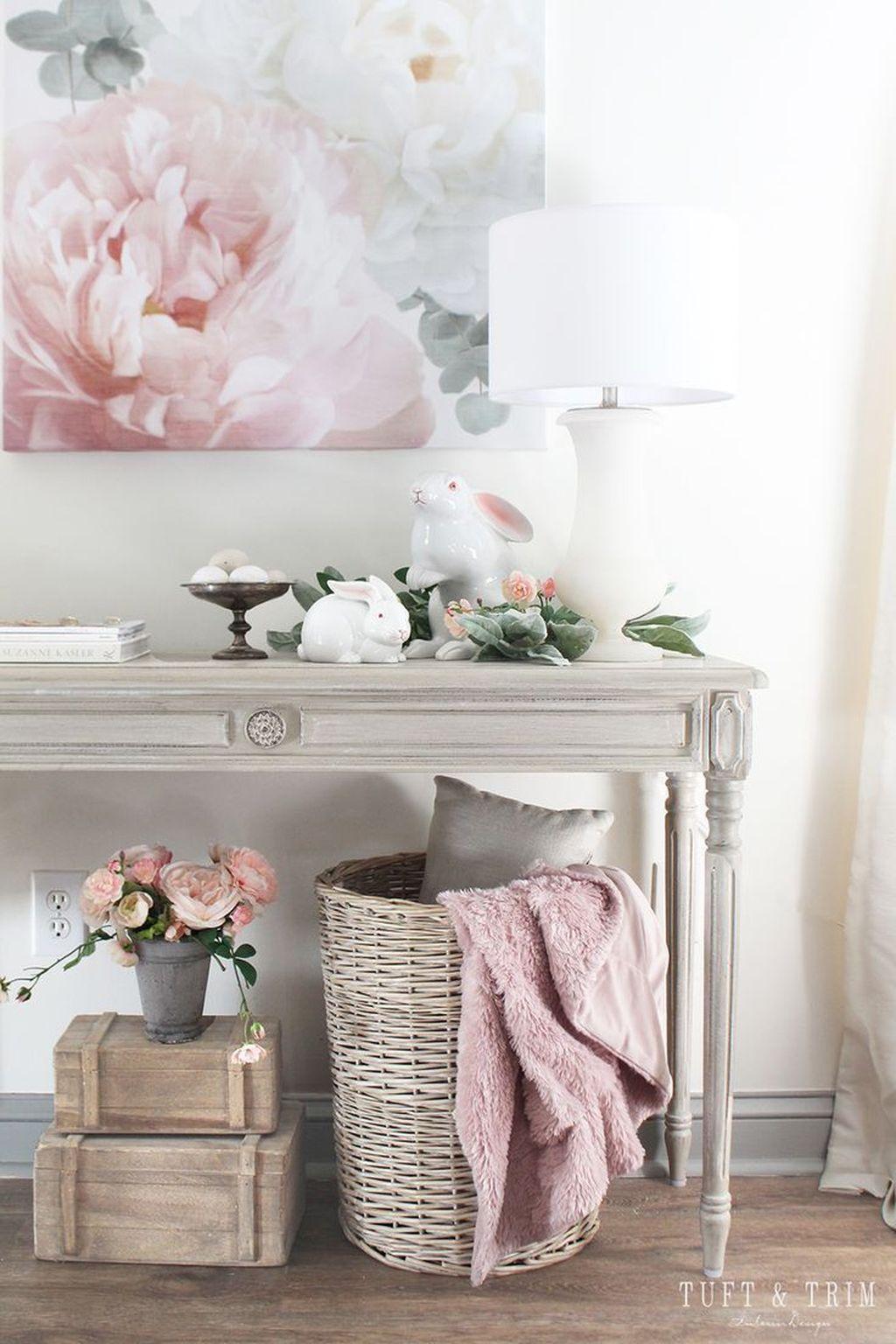 Lovely Spring Bedroom Decor Ideas Trending This Year 10