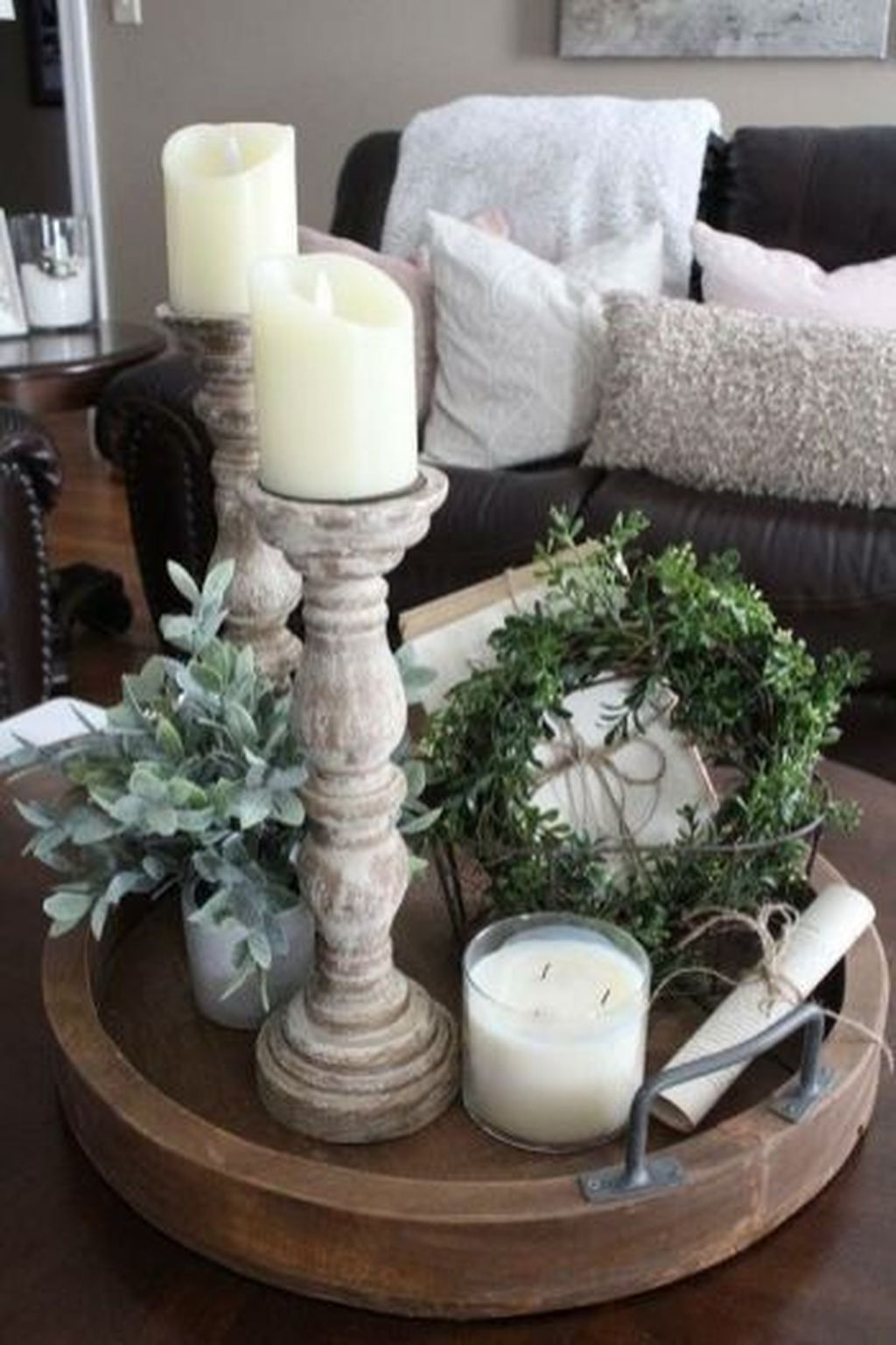 Popular DIY Spring Decor Ideas With Rustic Style 08