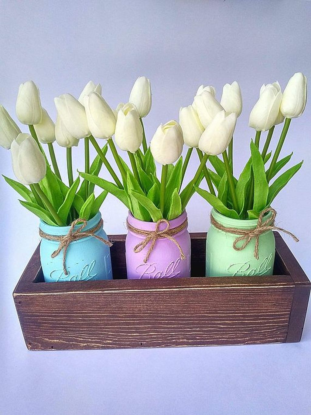 Popular DIY Spring Decor Ideas With Rustic Style 14