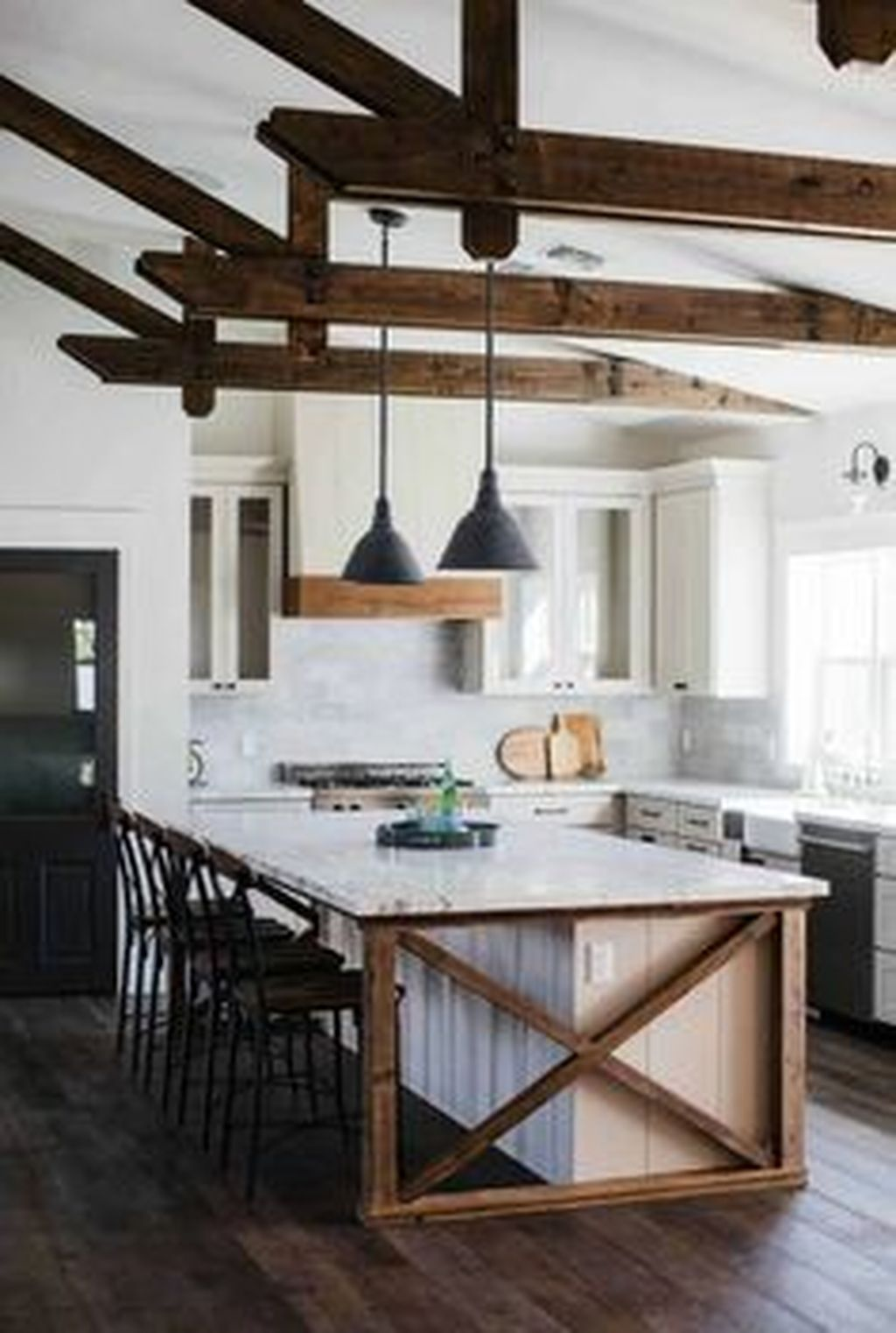 Stunning Farmhouse Kitchen Island Design Ideas 02