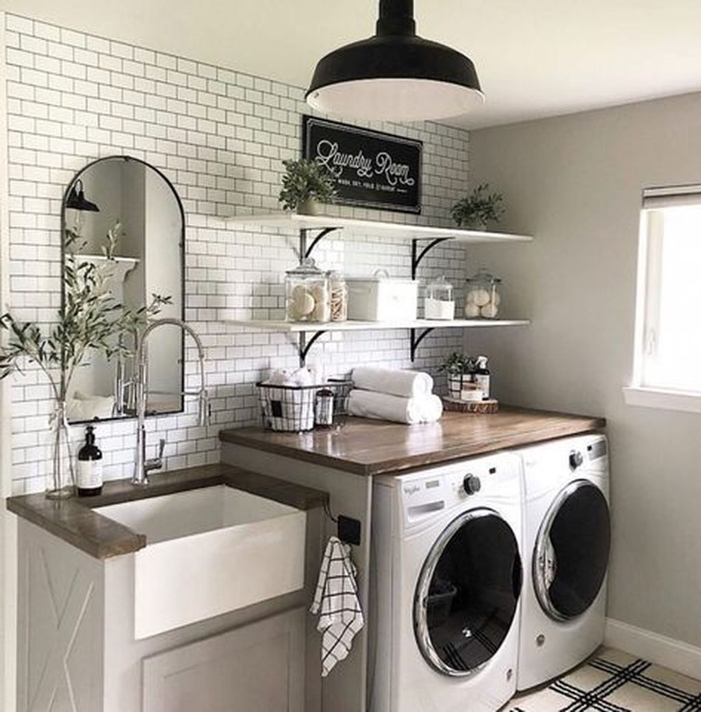 The Best Laundry Room Design Ideas You Must Have 38
