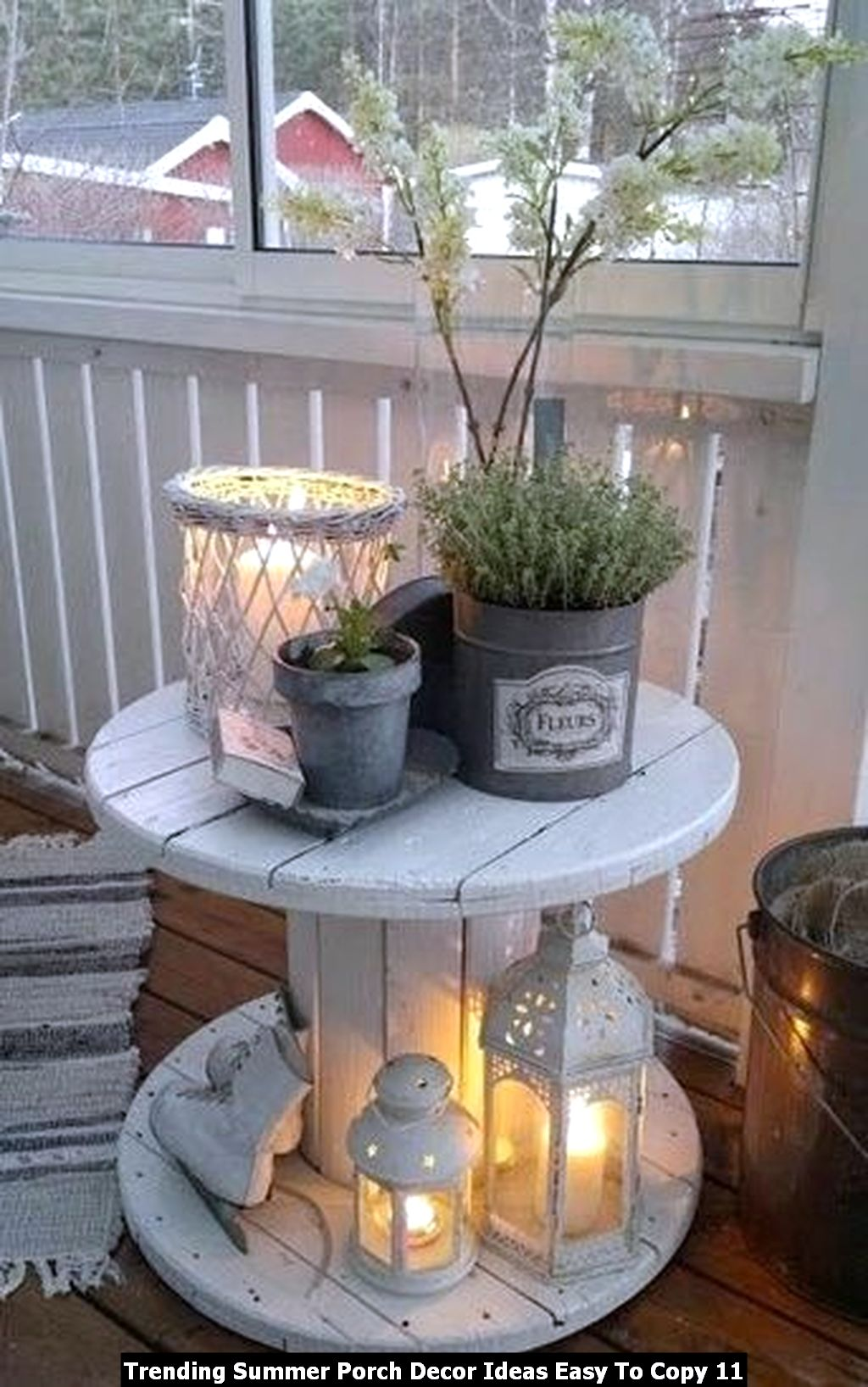 Trending Summer Porch Decor Ideas Easy To Copy 11