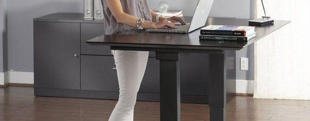 Adjustable Home Office Desk