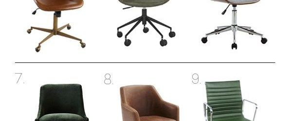Stylish Home Office Chair