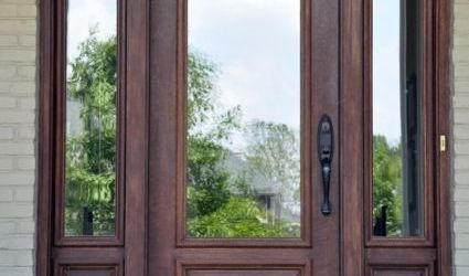Exterior Wood Doors With Glass