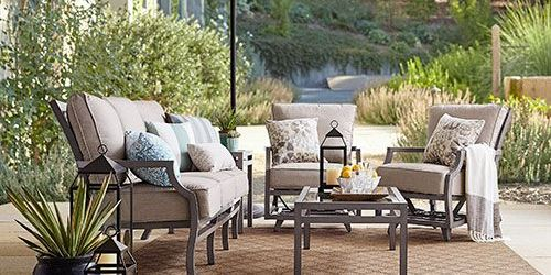 Pottery Barn Patio Furniture