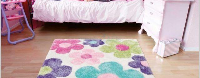 Girls Bedroom Rug