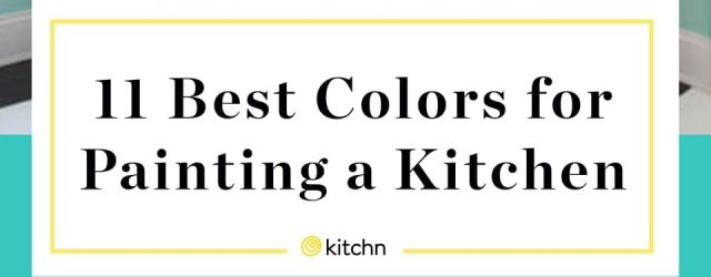 Kitchen Wall Colors 2020