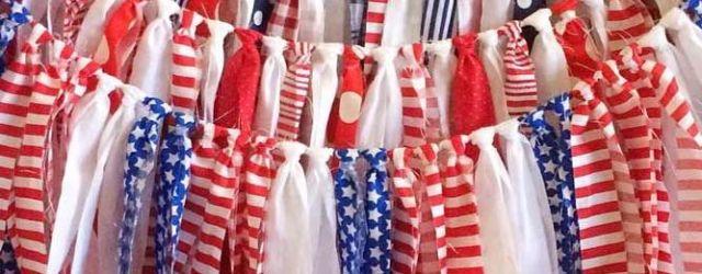 DIY Fourth Of July Decorations