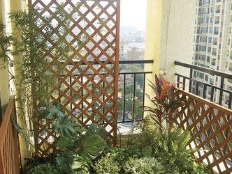 Apartment Balcony Privacy Screen