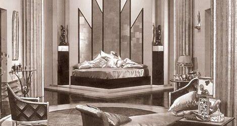 Art Deco Interior Design 1920