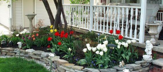 Front Yard Flower Garden Ideas