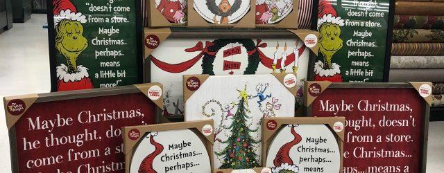Grinch Christmas Decor Hobby Lobby