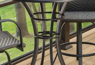 Outdoor Pub Table Set