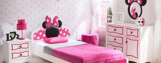 Minnie Mouse Bedroom Set
