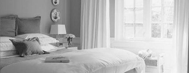 Light Grey Bedroom