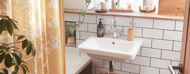 Boho Bathroom Decor