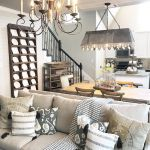 Comfortable Farmhouse Style Design Interior 62