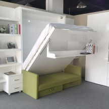 Saving space with creative folding bed ideas 42
