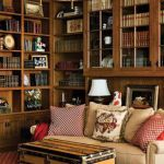 Inspiring Home Library Design and Decorations 17