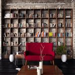 Inspiring Home Library Design and Decorations 25